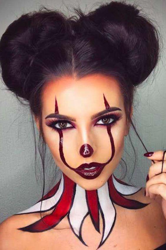 machiaj halloween petrecere