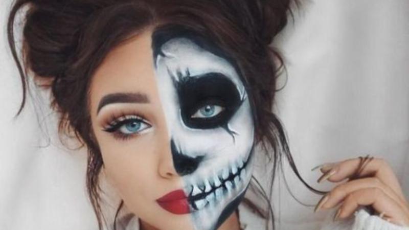 Idei inedite de machiaj pentru Halloween 2020