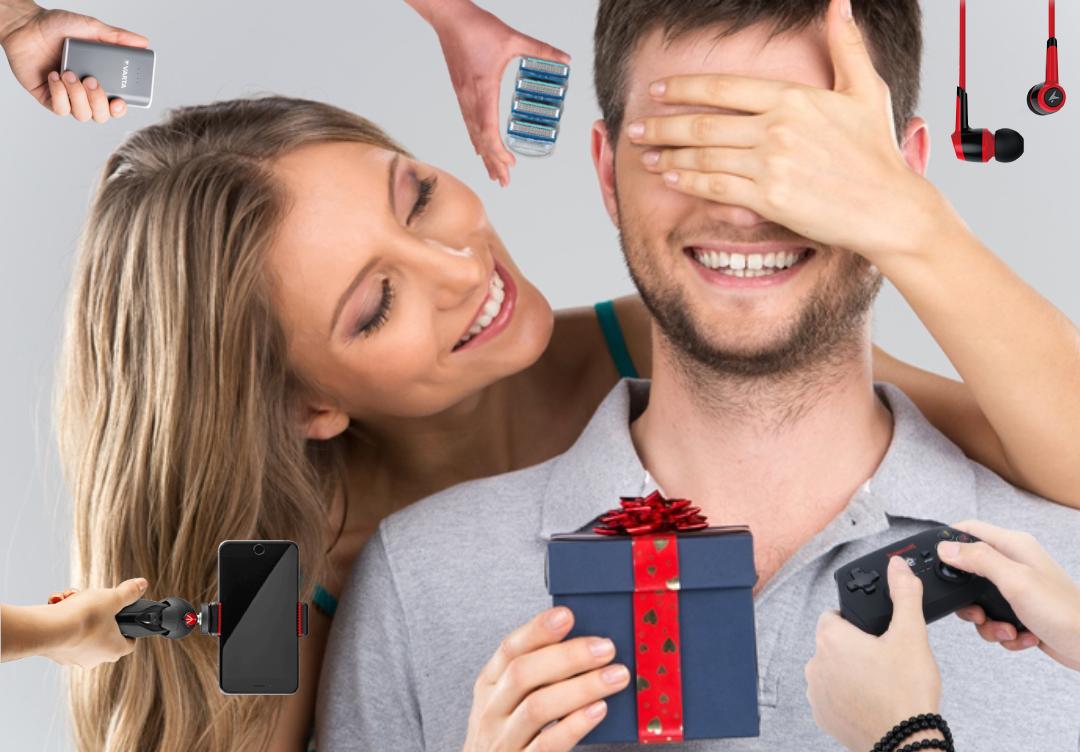 Idei de cadouri pentru iubitul tău