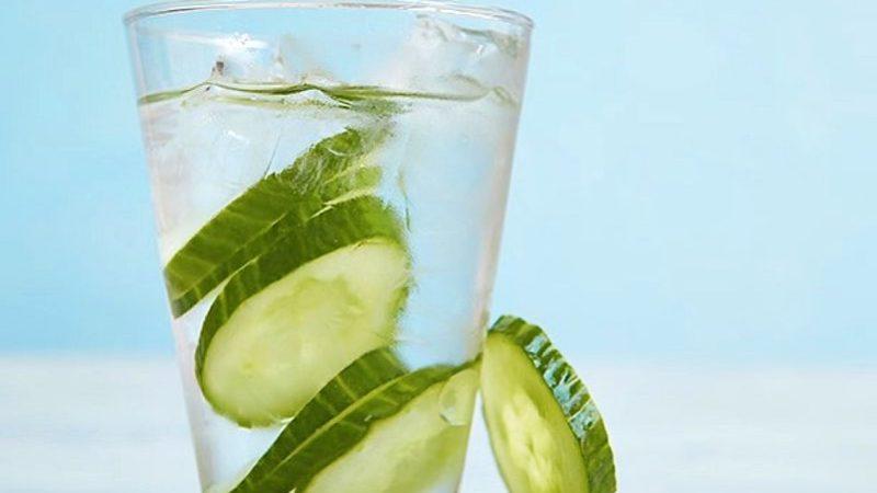 Apă cu castravete – băutura minune pentru sănătate