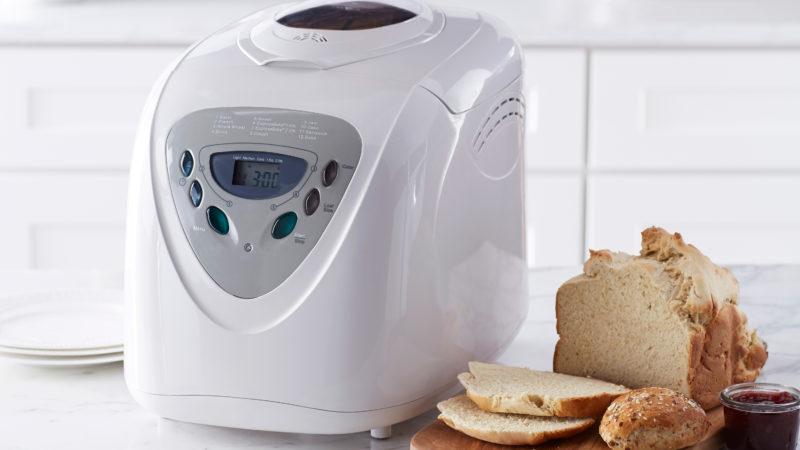 Cea mai bună mașină de făcut pâine chiar la tine acasă