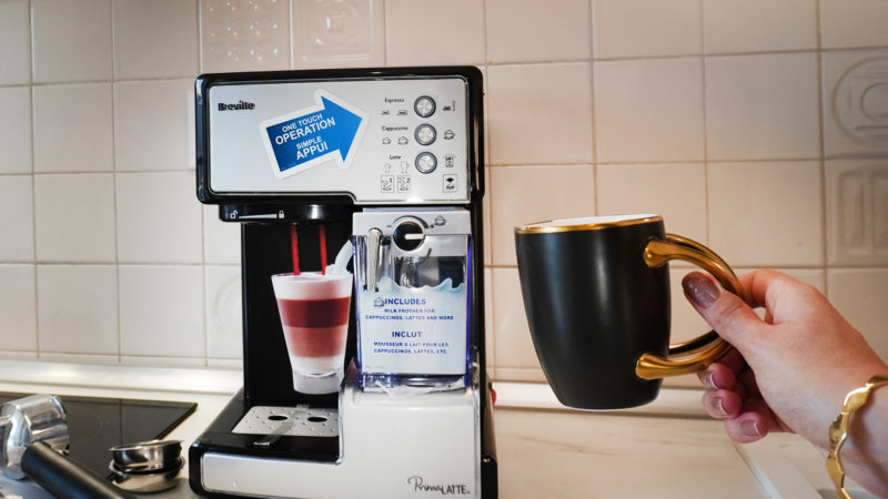 Espressor manual Breville Prima Latte – Unboxing