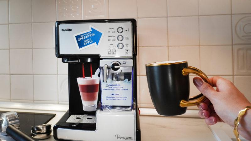 Espressor manual Breville Prima Latte – Unboxing