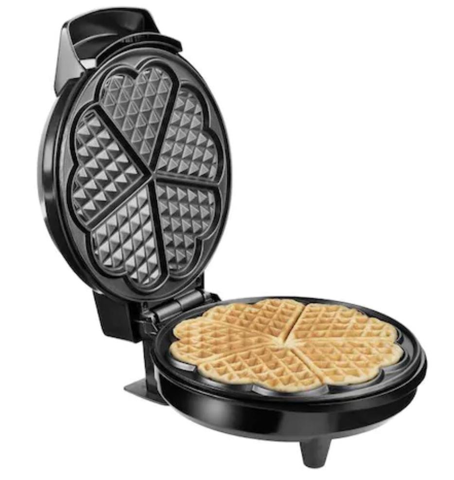 blue waffe gofre aparat cantar de bucatarie solnita sare piper bucatarie gatit cadou reteta red waffles