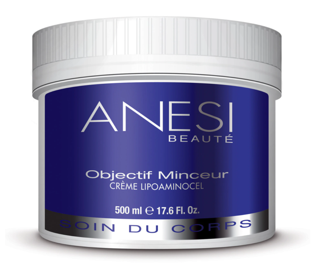 Crema anticelulita Anesi Soin du Corps cofeina retentie de lichid retinol vergeturi piele