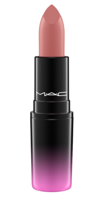 ruj rezistent la transfer MAC Cosmetics Love me Lipstick