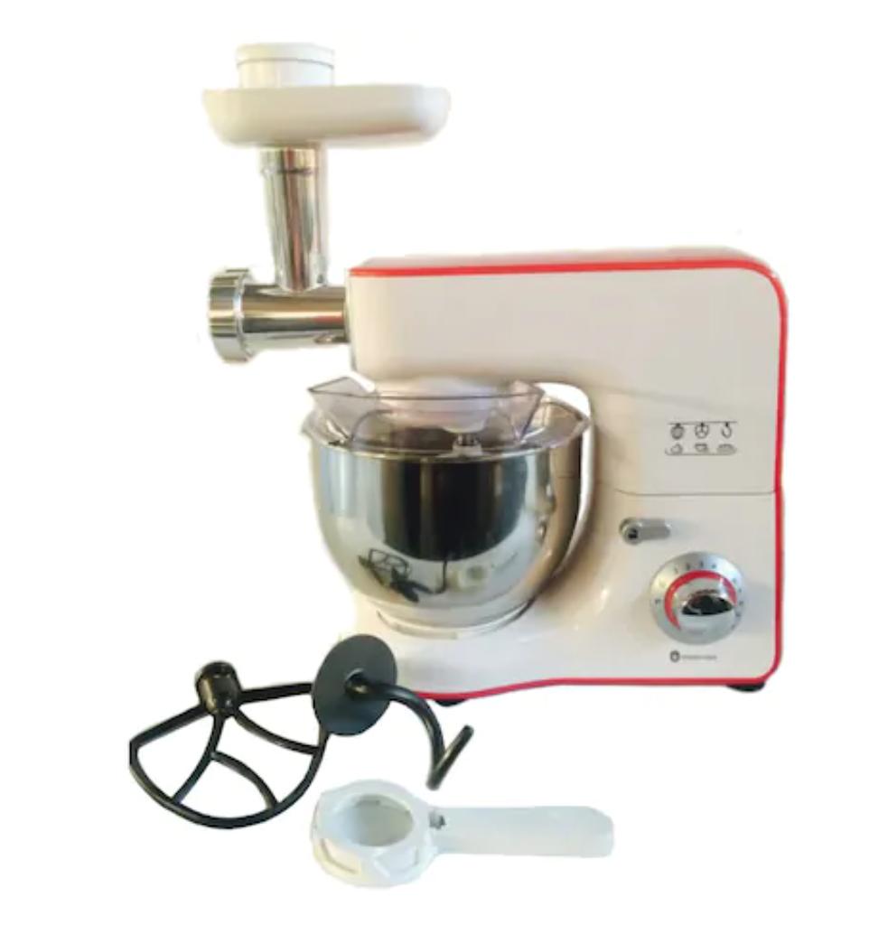 Robot de bucatarie Studio Casa French Cuisine FC9051W/R masina tocat carne mixer