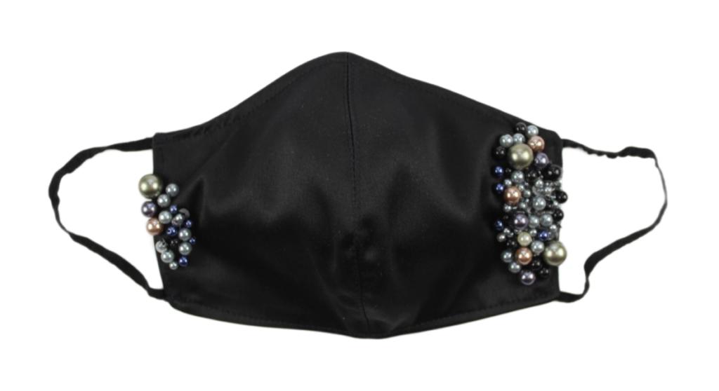 masti de protectie elegante medicale perle strasuri paiete