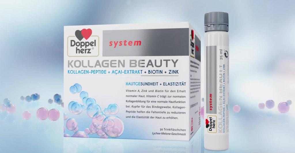 Doppelherz system Kollagen Beauty pareri, contraindicatii, beneficii pentru par, unghii, piele