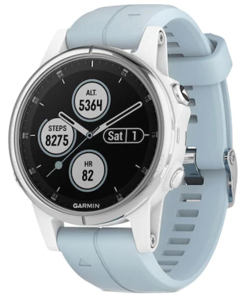 Ceas inteligent smartwatch Garmin Fenix 5S Plus HR Vicoactive
