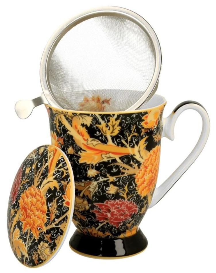 persoana matinala cana ceai cafea