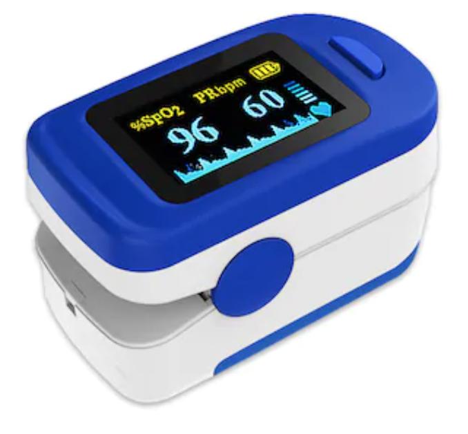 pulsoximetru redline nivel sarturatie oxigen din sange emag