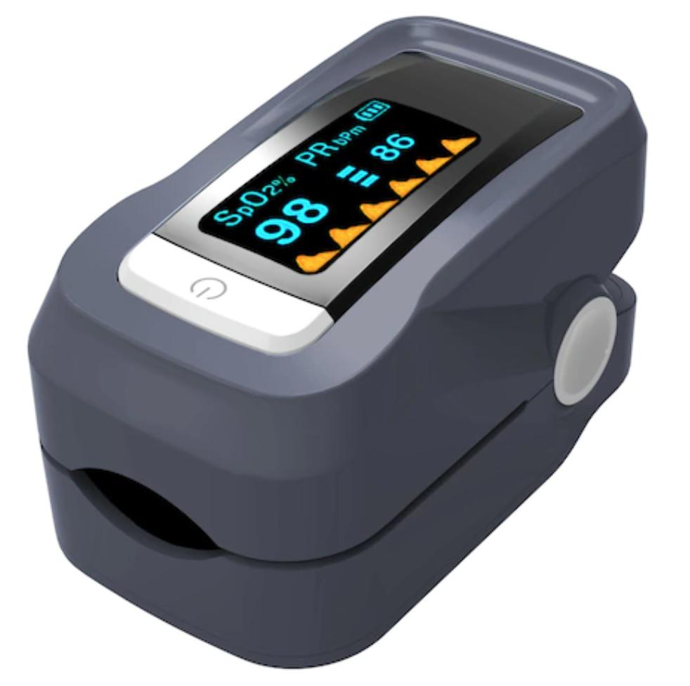 Cel mai bun pulsoximetru aparat saturatie oxigen valori normale dr swiss
