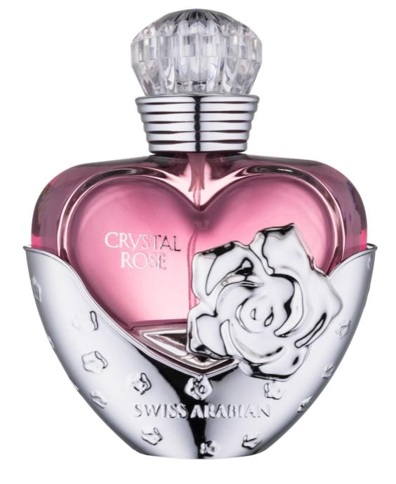 Parfum arabesc Swiss Arabian Crystal Rose valentines day ziua indragostitilor