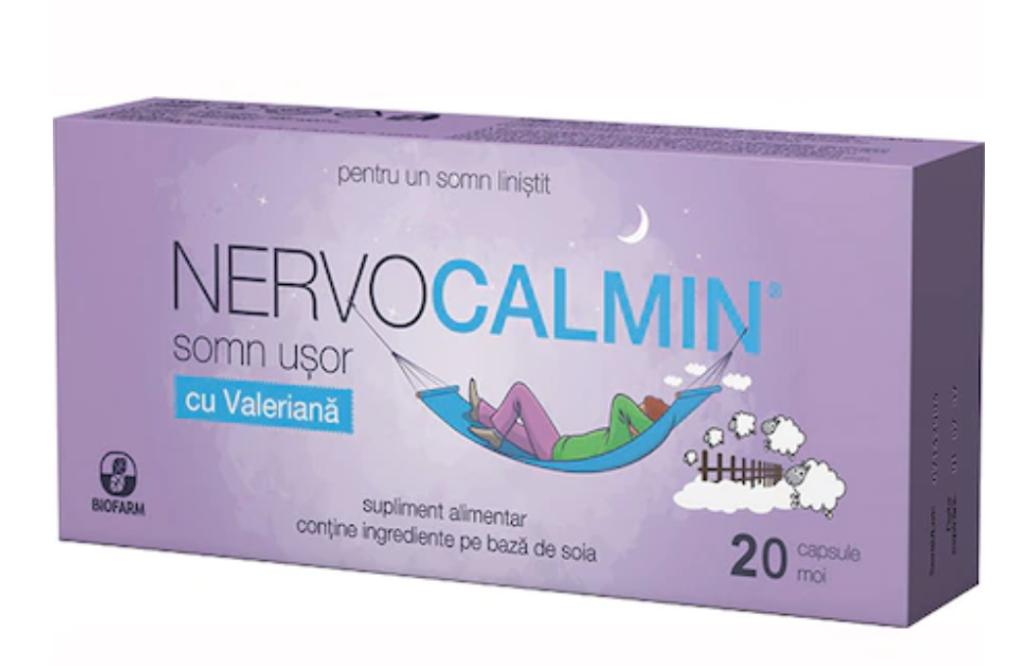 Apnee de somn - valeriana capsule, melatonina