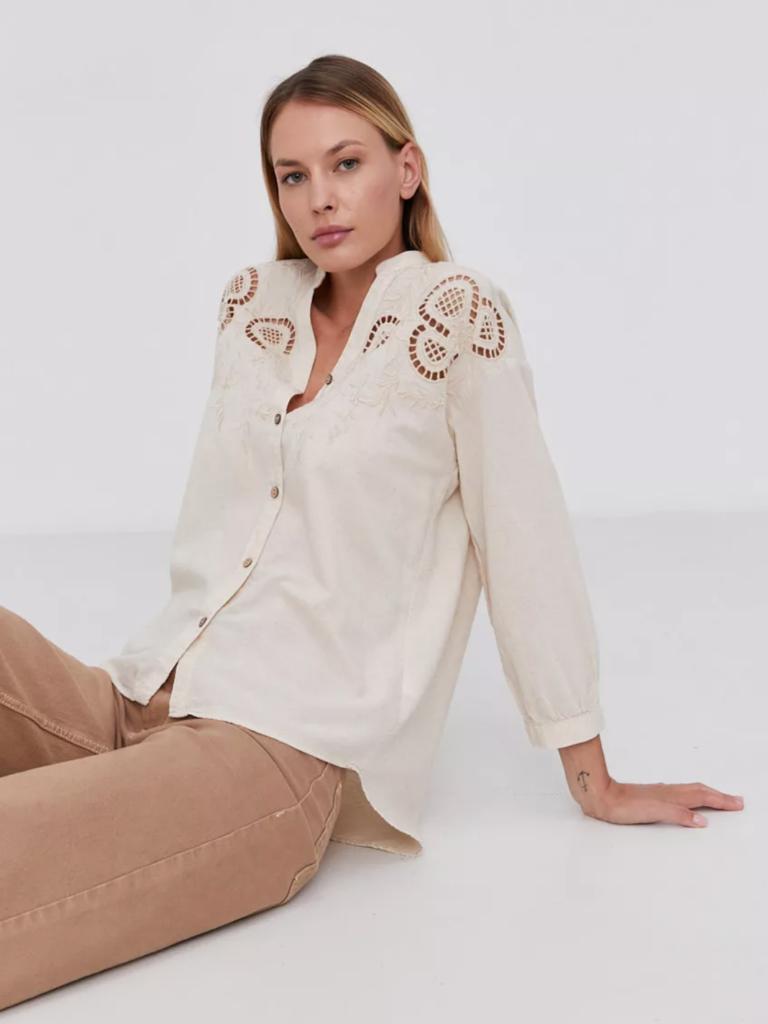 rochii elegante camasa dama in vara racoroasa si vaporoasa