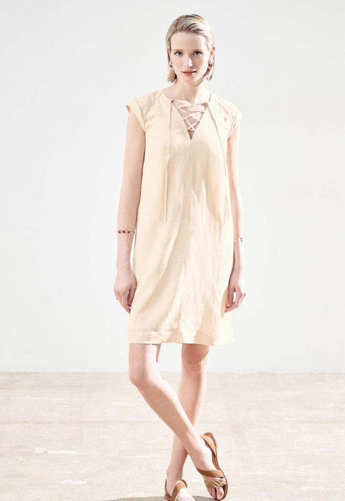 rochii elegante design vestimentar rochie alba eleganta din in