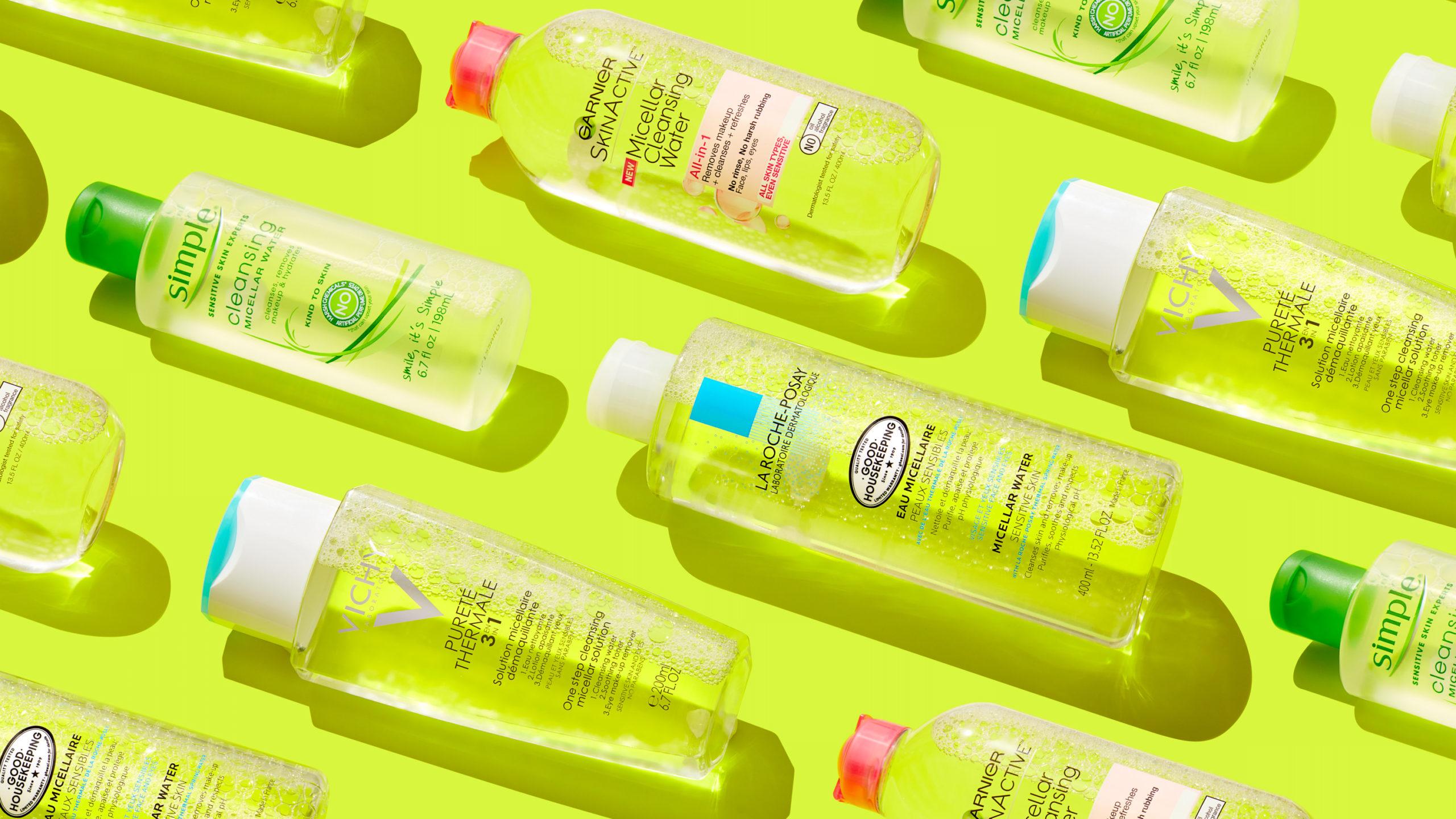 Cea mai buna apa micelara care face minuni pentru orice tip de piele