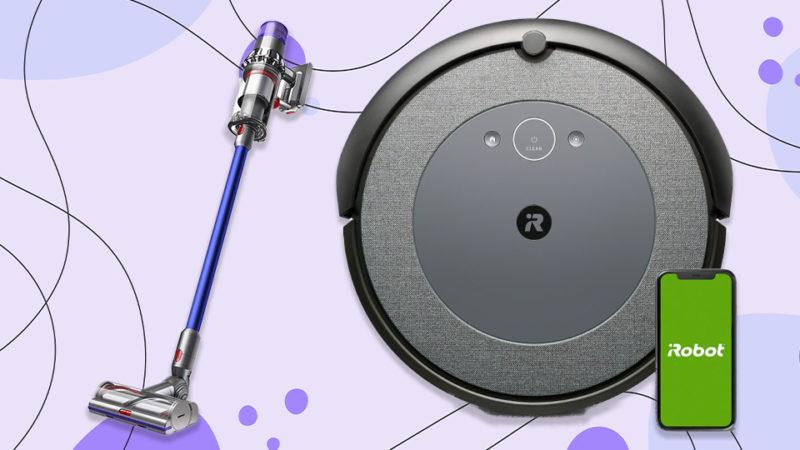 Cel mai bun aspirator robot sau vertical